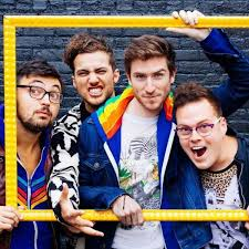 Walk The Moon @ Miami Beach Fillmore #walkthemoon October 13th, 2015